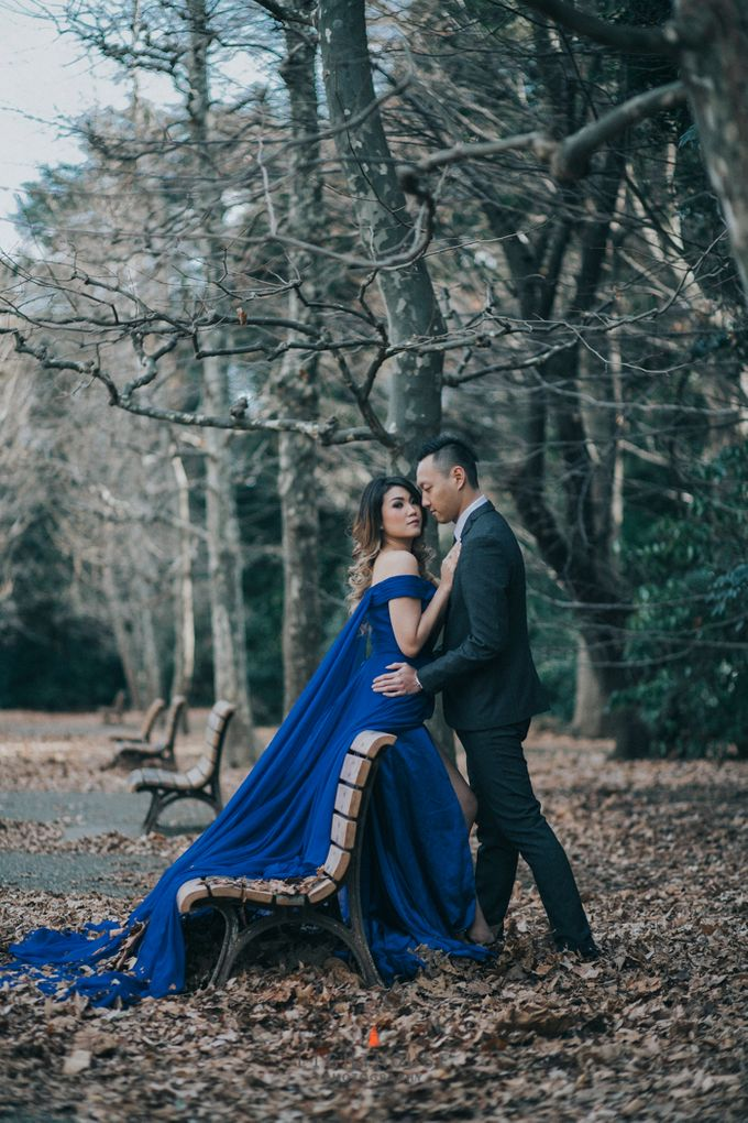 The Prewedding of Rusdi and Vania - Tokyo by Lighthouse Photography - 008