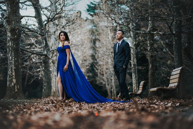 The Prewedding of Rusdi and Vania - Tokyo by Lighthouse Photography - 010