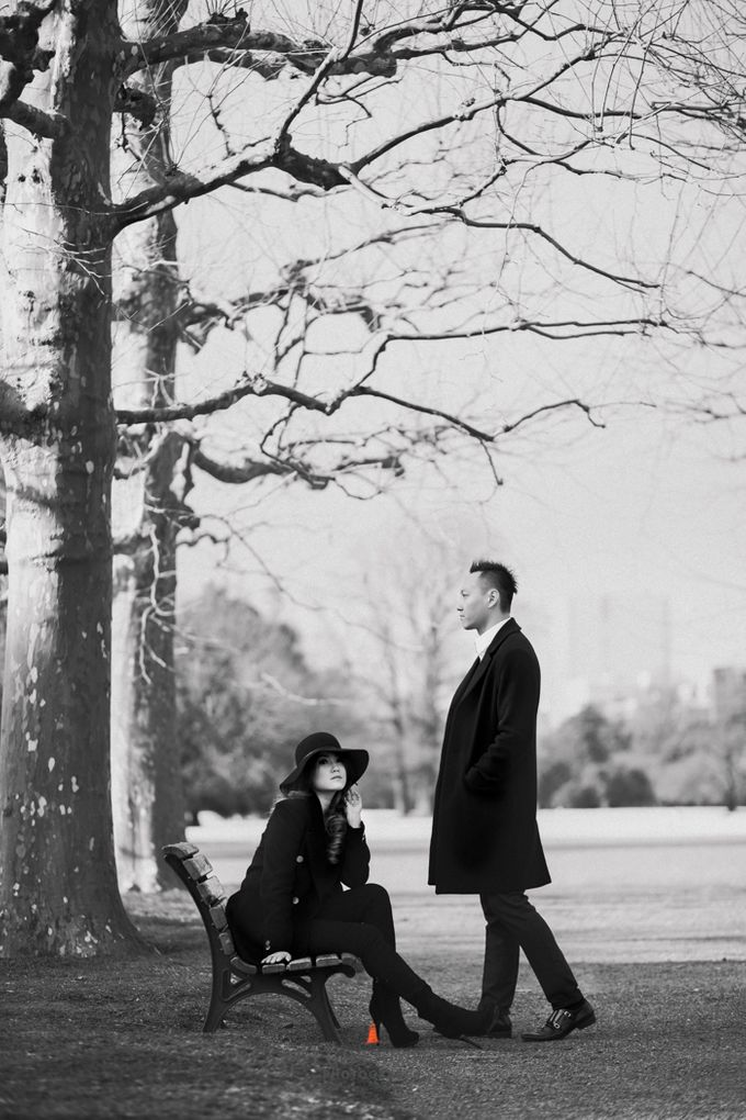 The Prewedding of Rusdi and Vania - Tokyo by Lighthouse Photography - 011