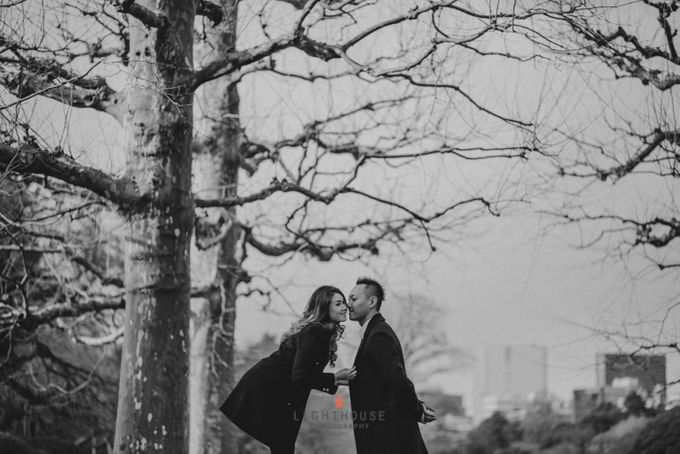 The Prewedding of Rusdi and Vania - Tokyo by Lighthouse Photography - 013