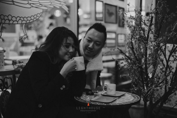 The Prewedding of Rusdi and Vania - Tokyo by Lighthouse Photography - 017