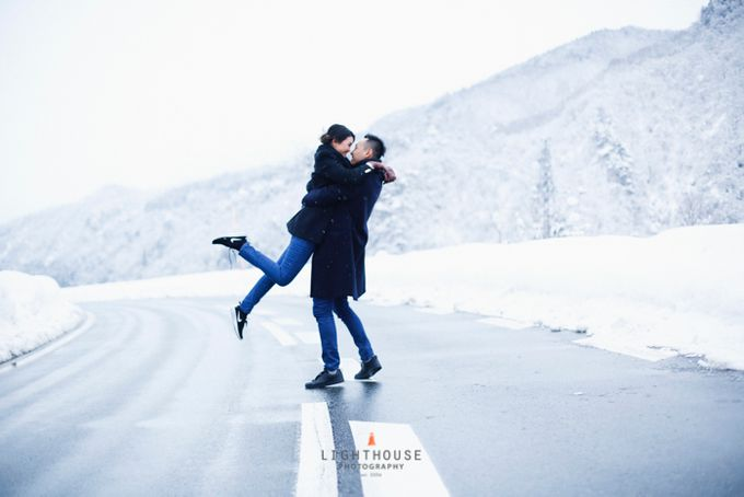 The Prewedding of Rusdi and Vania - Tokyo by Lighthouse Photography - 022