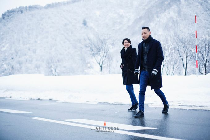 The Prewedding of Rusdi and Vania - Tokyo by Lighthouse Photography - 023