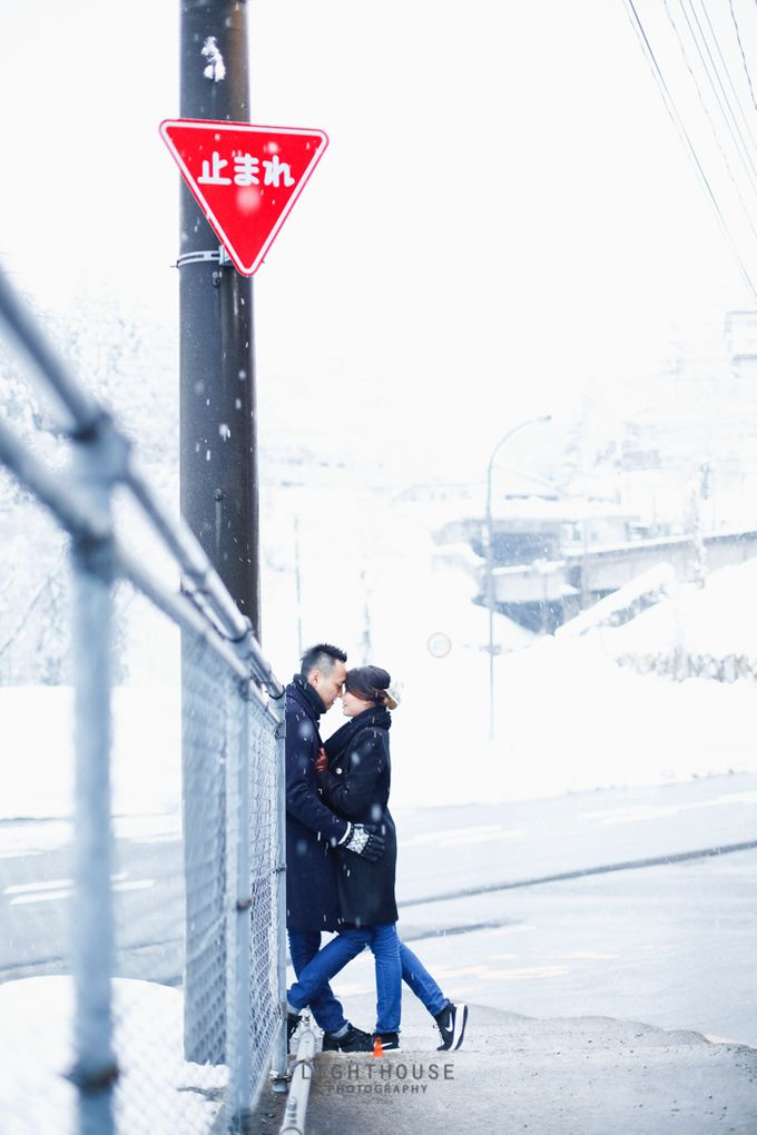 The Prewedding of Rusdi and Vania - Tokyo by Lighthouse Photography - 025