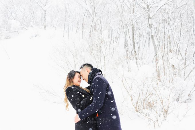 The Prewedding of Rusdi and Vania - Tokyo by Lighthouse Photography - 031