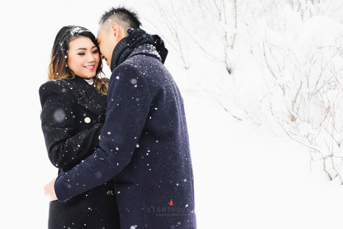 The Prewedding of Rusdi and Vania - Tokyo by Lighthouse Photography - 032