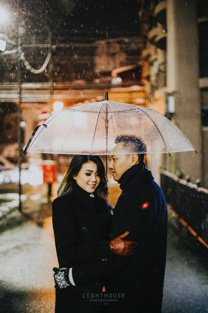 The Prewedding of Rusdi and Vania - Tokyo by Lighthouse Photography - 035