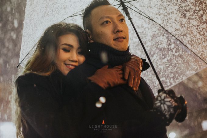 The Prewedding of Rusdi and Vania - Tokyo by Lighthouse Photography - 036