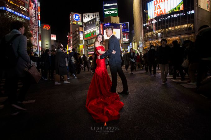 The Prewedding of Rusdi and Vania - Tokyo by Lighthouse Photography - 039