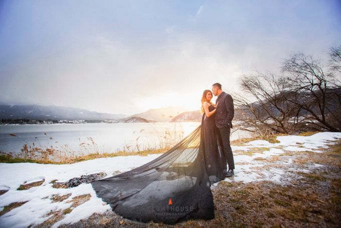The Prewedding of Rusdi and Vania - Tokyo by Lighthouse Photography - 041