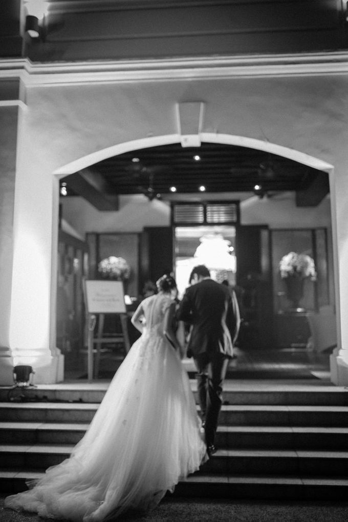 A Wedding at Alkaff Mansion by Feelm Fine Art Wedding Photography - 034