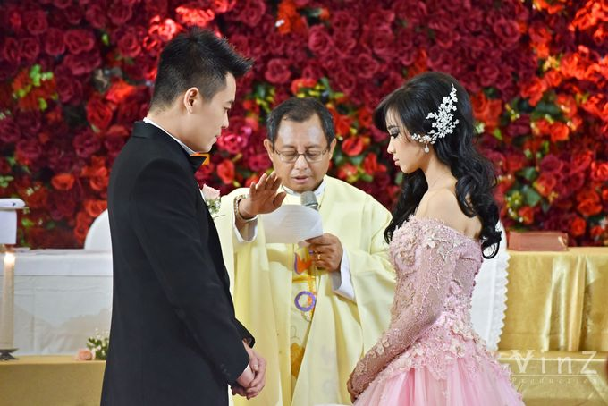 Engagement Sindra & Rendy by Yenny Lee Bridal Couture - 003