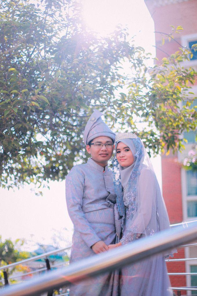 Danial & Rabiah Wedding by The.azpf - 002