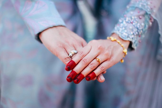 Danial & Rabiah Wedding by The.azpf - 003
