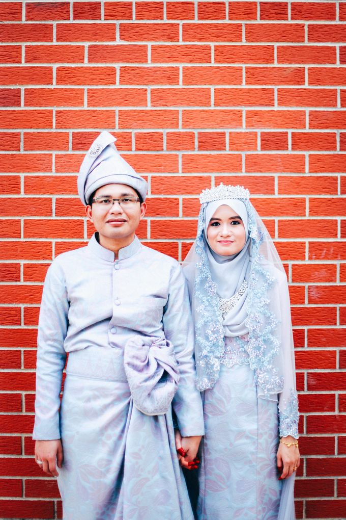 Danial & Rabiah Wedding by The.azpf - 001