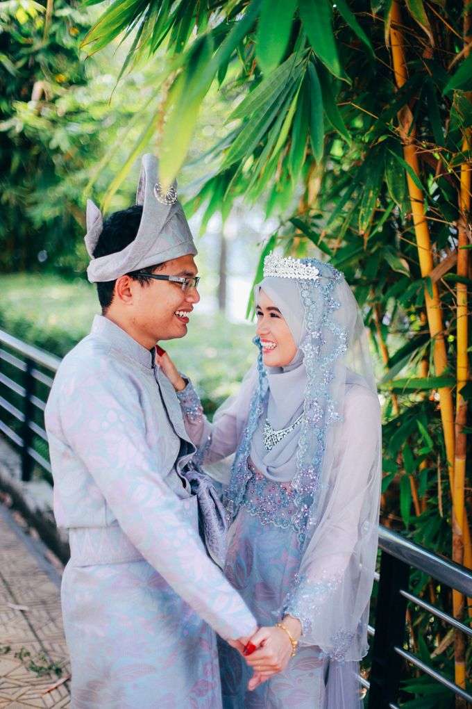 Danial & Rabiah Wedding by The.azpf - 004