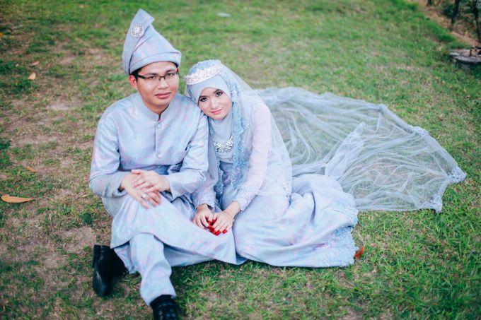 Danial & Rabiah Wedding by The.azpf - 005