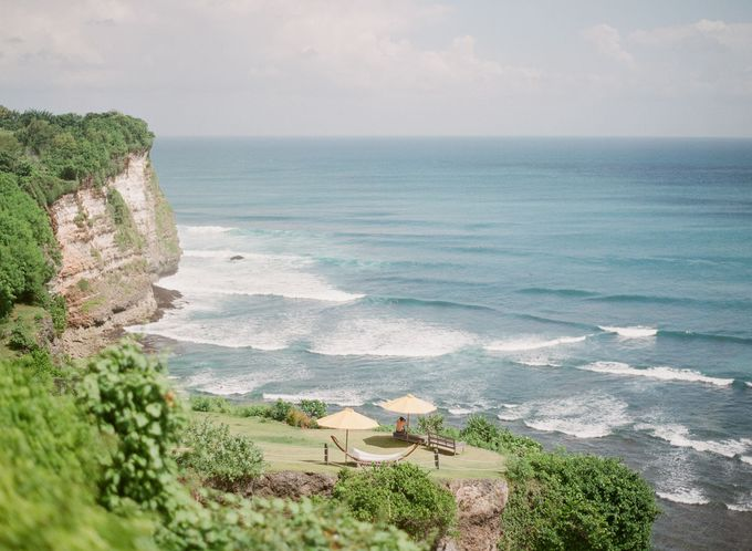 Rachael and Darren Wedding in Uluwatu Bali by Greg Finck - 007