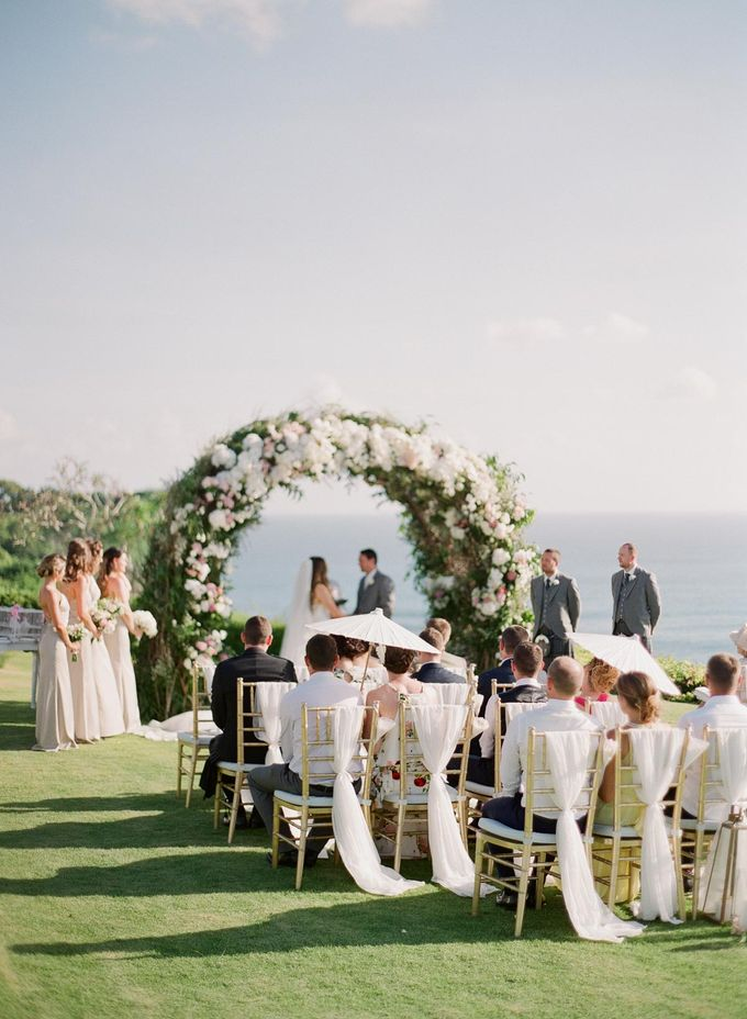 Rachael and Darren Wedding in Uluwatu Bali by Greg Finck - 024