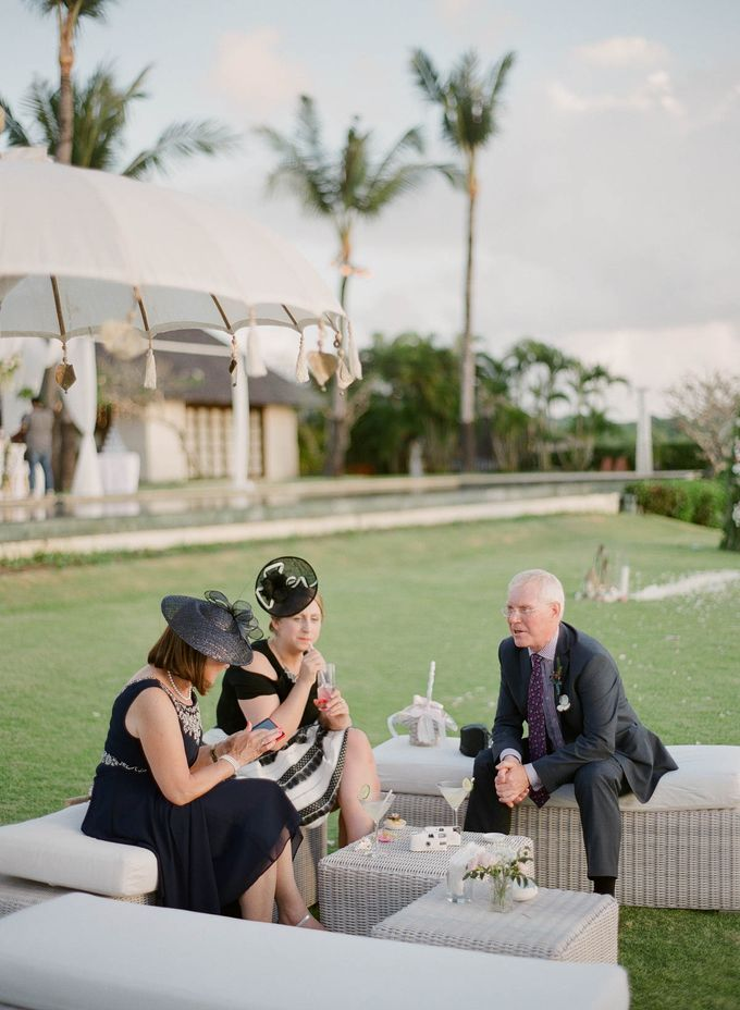 Rachael and Darren Wedding in Uluwatu Bali by Greg Finck - 038