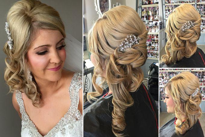 Wedding   Hair Styling by Felicia Sarwono Makeup Art - 001