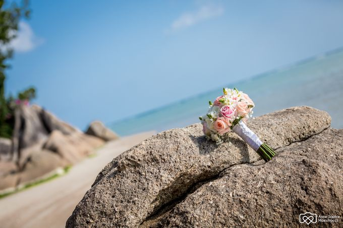 Beach wedding for Alex and Ramona by Unique Wedding and Events - 010