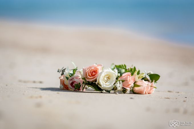 Beach wedding for Alex and Ramona by Unique Wedding and Events - 011