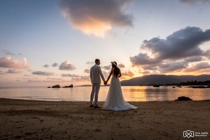 Beach wedding for Alex and Ramona by Unique Wedding and Events - 038