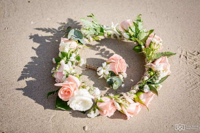 Beach wedding for Alex and Ramona by Unique Wedding and Events - 013
