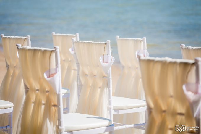 Beach wedding for Alex and Ramona by Unique Wedding and Events - 003