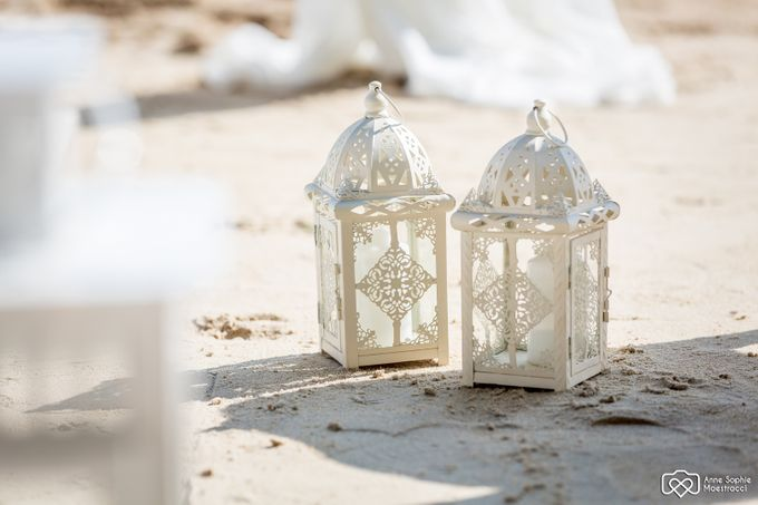 Beach wedding for Alex and Ramona by Unique Wedding and Events - 007