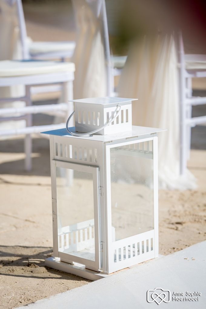 Beach wedding for Alex and Ramona by Unique Wedding and Events - 005