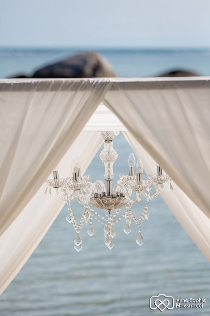 Beach wedding for Alex and Ramona by Unique Wedding and Events - 006