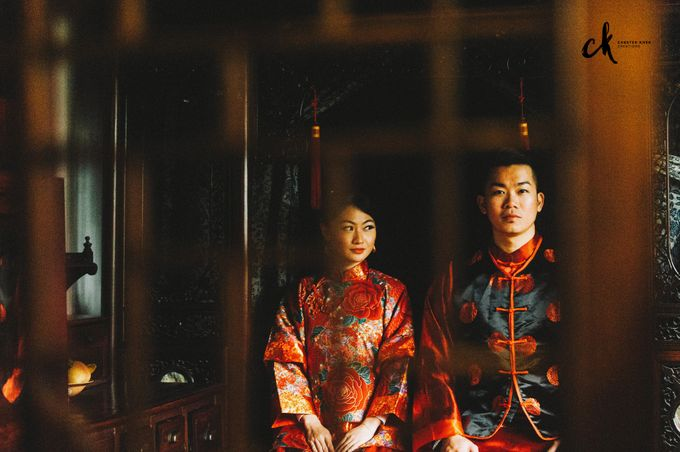 Liz & Wai Fong - The Shanghainese Soiree Project by Chester Kher Creations - 007