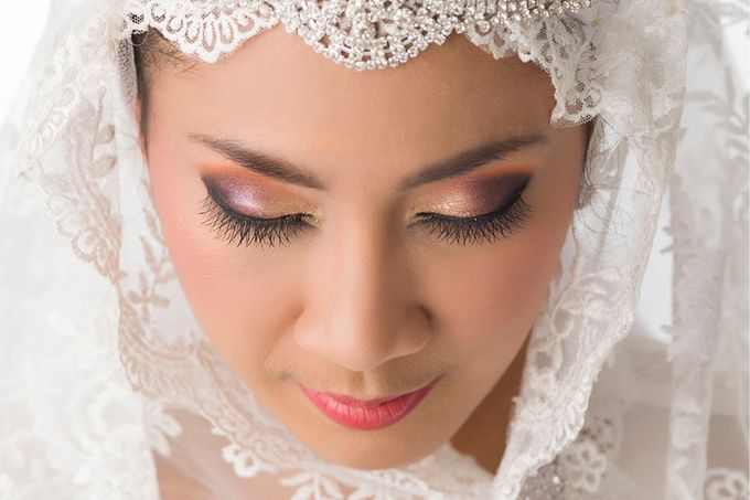 Wedding   Traditional - Various by Felicia Sarwono Makeup Art - 004