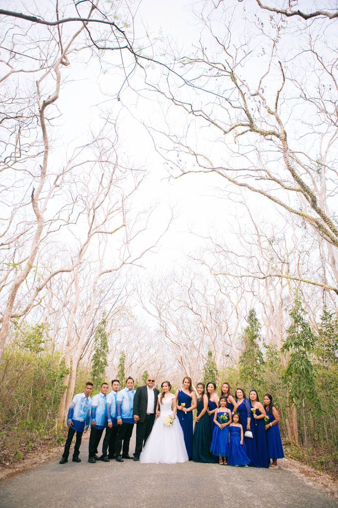 Siquijor Destination Wedding by Lloyed Valenzuela Photography - 009