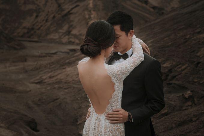 PRE - WEDDING RAYMOND & SILVY BY GARY EVAN by All Seasons Photo - 033