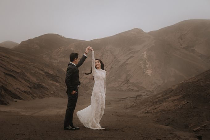 PRE - WEDDING RAYMOND & SILVY BY GARY EVAN by All Seasons Photo - 035