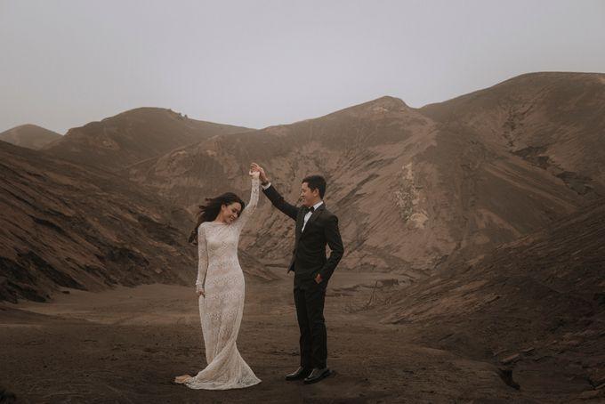 PRE - WEDDING RAYMOND & SILVY BY GARY EVAN by All Seasons Photo - 036