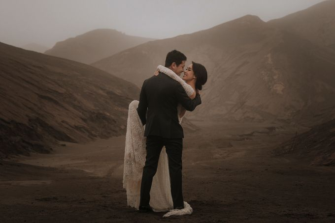 PRE - WEDDING RAYMOND & SILVY BY GARY EVAN by All Seasons Photo - 040