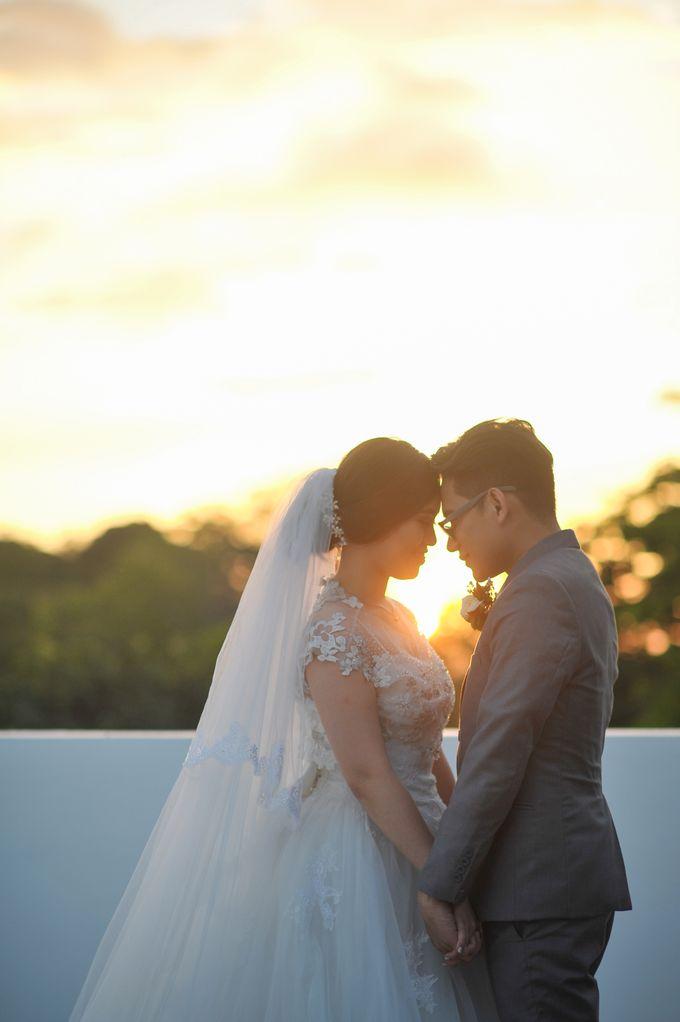 Raymond and Kristine Wedding by RAJ Photo - 005