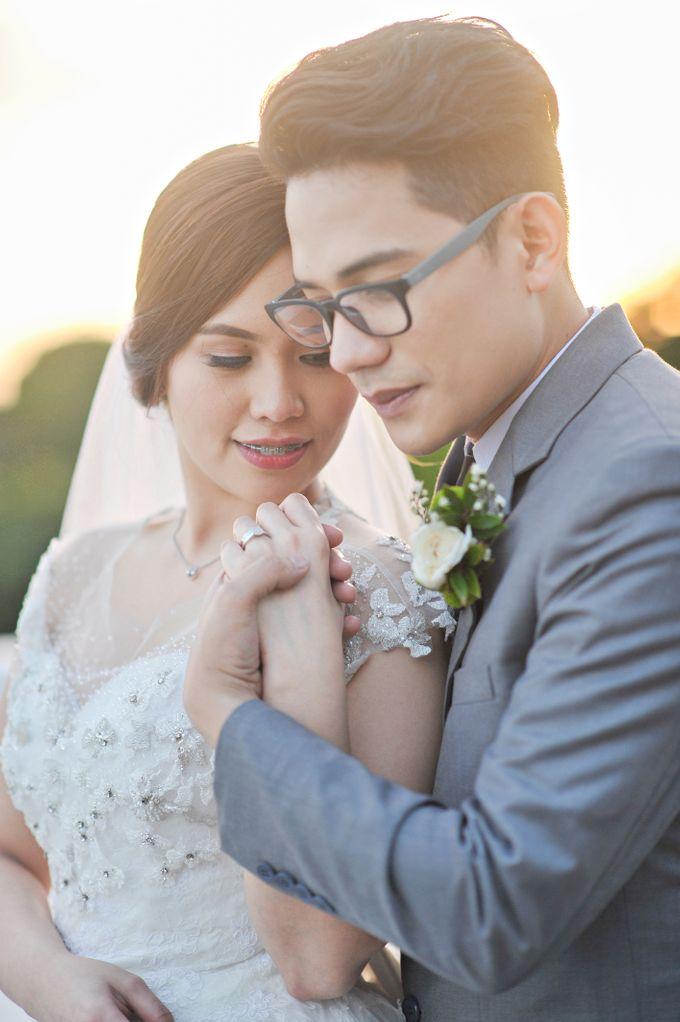 Raymond and Kristine Wedding by RAJ Photo - 006