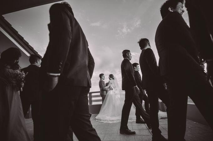 Raymond and Kristine Wedding by RAJ Photo - 004