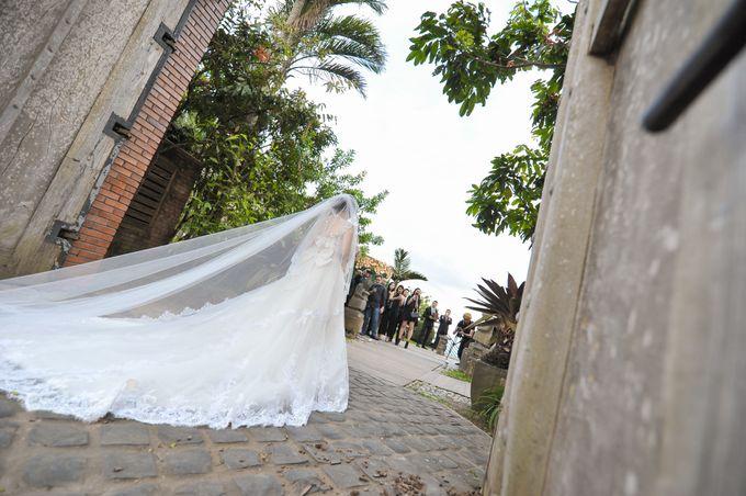 Raymond and Kristine Wedding by RAJ Photo - 042