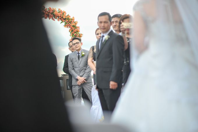 Raymond and Kristine Wedding by RAJ Photo - 044