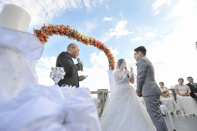 Raymond and Kristine Wedding by RAJ Photo - 020