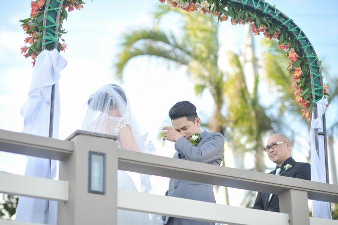 Raymond and Kristine Wedding by RAJ Photo - 045