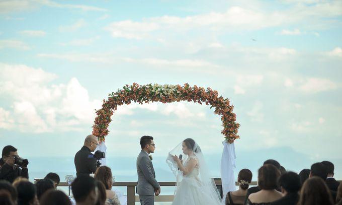 Raymond and Kristine Wedding by RAJ Photo - 046