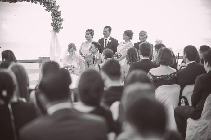 Raymond and Kristine Wedding by RAJ Photo - 021