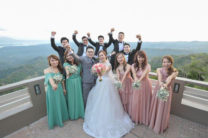Raymond and Kristine Wedding by RAJ Photo - 023